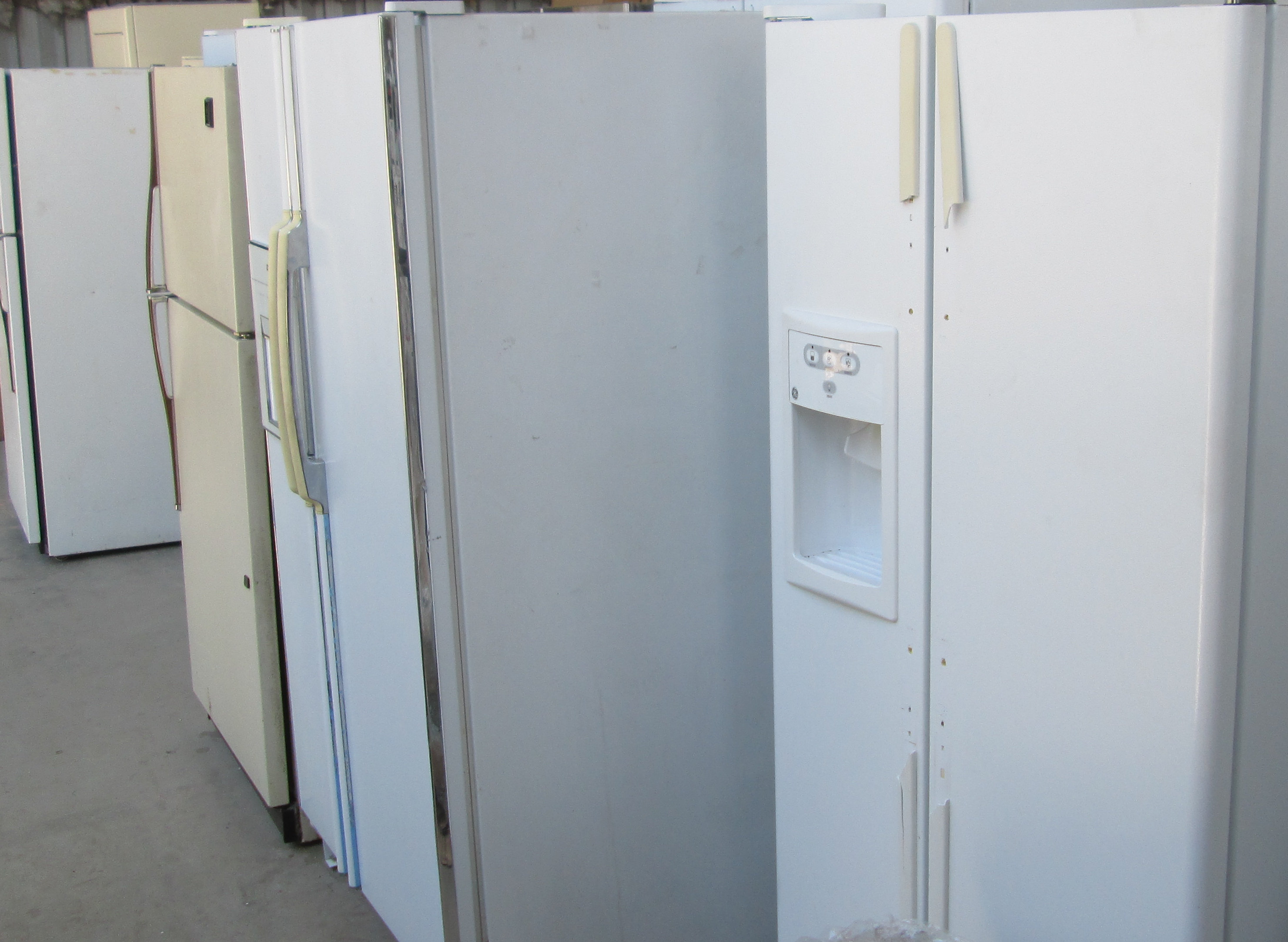 Wholesale Appliances-Untested or Reconditioned with warranty | NMB ...