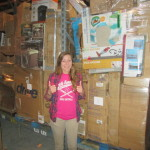 Unmanifested 7-8' tall stack pallets from AMZ - Targ online-