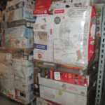 Targ It Double stack ,stack pallets -small appliance and more-Only $750 a pallet
