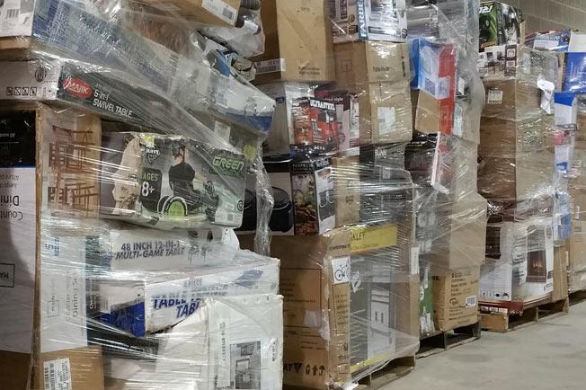 Wholesale Liquidated Merchandise - NMB Wholesale   North