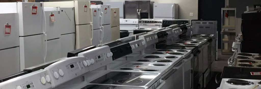 Buy refurbished appliances in Myrtle Beach, SC.